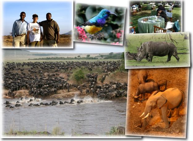 2008年ケニアの旅