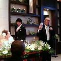 写真: 結婚式
