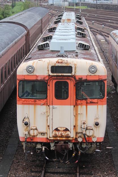 キハ58形キハ58-787