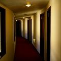 Photos: お部屋前の通路