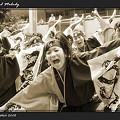 写真: かつみ鳴子会_浦和よさこい2008_46