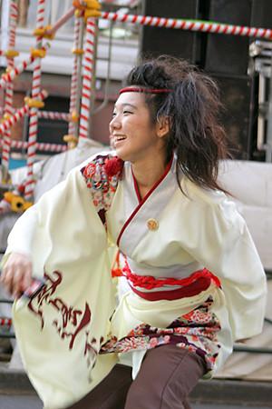 法政大学 鳳遙恋 - 東京よさこい 2007  東京都豊島区 池袋