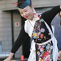 写真: 東京よさこい池袋笑来會_池袋チャリティーよさこい-02