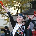 写真: 東京よさこい池袋笑来會_池袋チャリティーよさこい-03