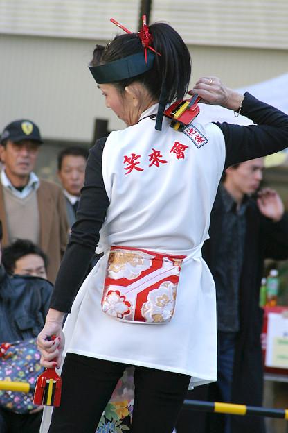 写真: 東京よさこい池袋笑来會_池袋チャリティーよさこい-05