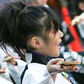 写真: 江戸の華_池袋チャリティーよさこい-08