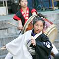 写真: 江戸の華_池袋チャリティーよさこい-16