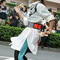 写真: 舞踊工場_荒川よさこい-11