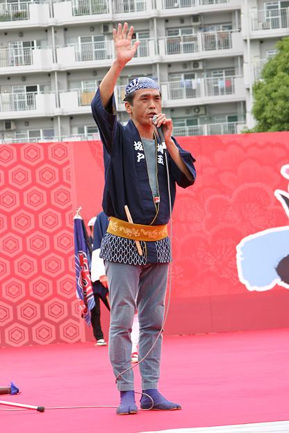 写真: 舞坂戸連_荒川よさこい-01
