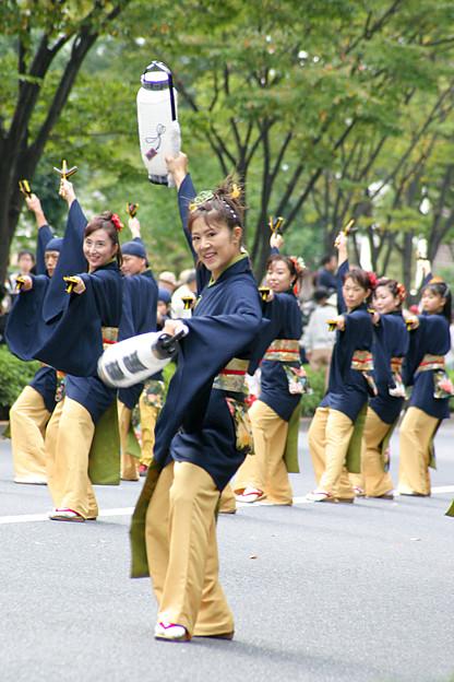 写真: 无邪志府中魁星_荒川よさこい-04.jpg