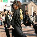 写真: 楓華~fuuka~ よさこい鳴子踊りチーム-17