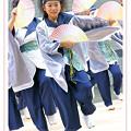 写真: TANASHIソーラン会 - 原宿表参道元氣祭スーパーよさこい 2007