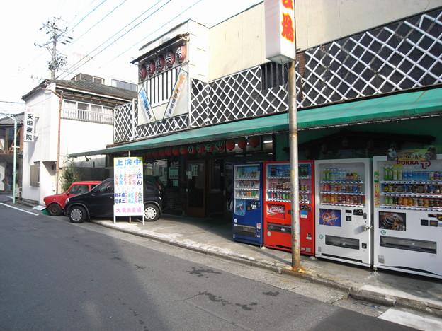 写真: 大須演芸場(19日)