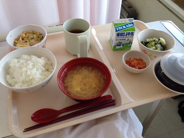 6日目 朝食