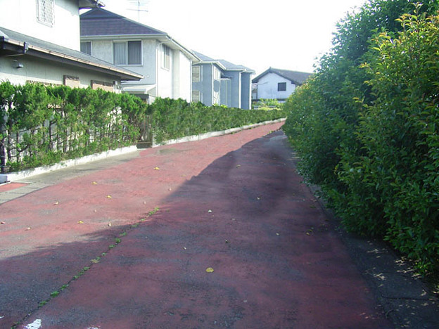 危険で不可解な歩道の区分_桃ヶ丘2(修正)