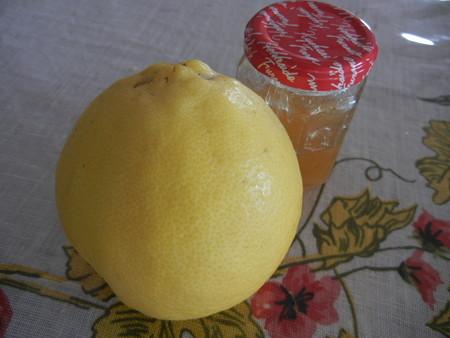 レモンとレモンジャム