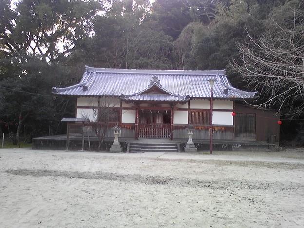 熊野三所神社(白浜町)2