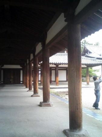 2007_05_02_カズの奈良ひとり旅_03_法隆寺