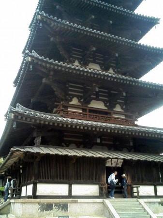 2007_05_02_カズの奈良ひとり旅_06_法隆寺