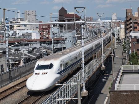 700系こだま 東海道本線京都~新大阪01