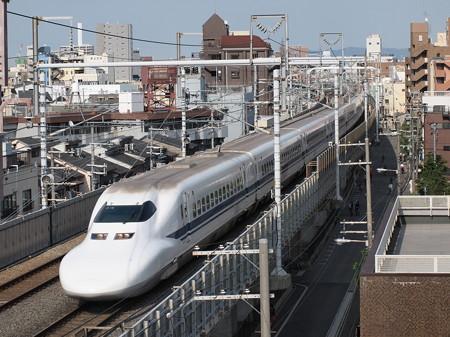 700系ひかり 東海道本線京都~新大阪02