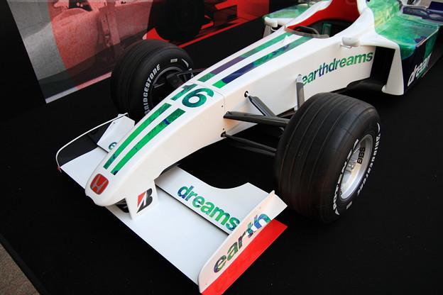 #16 Honda Racing F1 Team 4