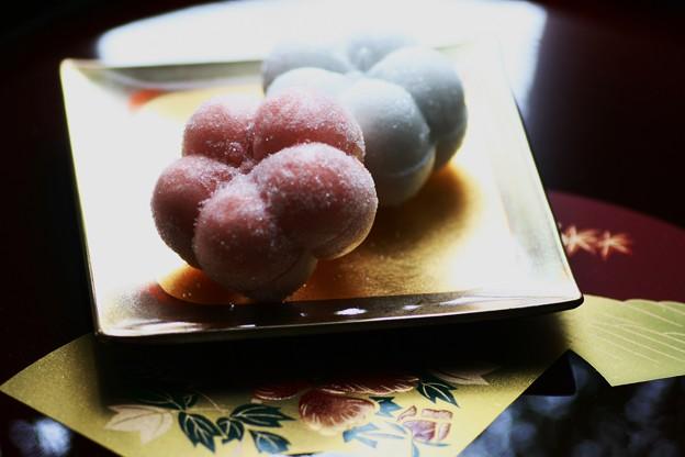 福梅… 金沢のお正月の和菓子です。