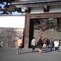 写真: 桜田門