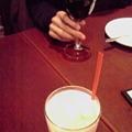 写真: カルーア&ワイン