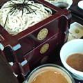 写真: そば三昧、海鮮丼2