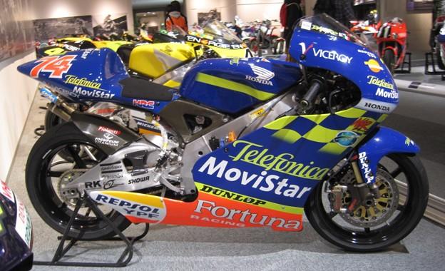 1030 2001 HONDA NSR250 74 加藤大治郎 Daijiro Kato