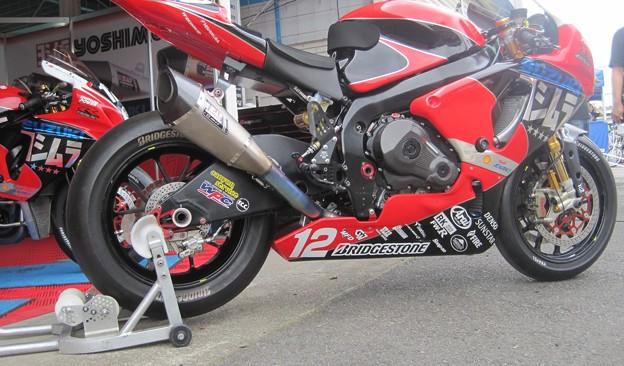 写真: 22 2013 12 津田 拓也 ヨシムラスズキレーシングチーム GSX_R1000 IMG_2000