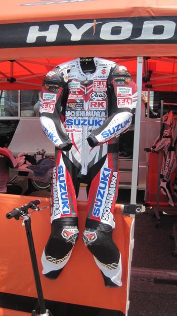 写真: 26 2013 12 津田 拓也 ヨシムラスズキレーシングチーム GSX_R1000 IMG_1096