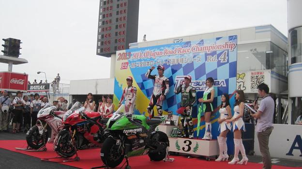 写真: 86 2013 12 津田 拓也 ヨシムラスズキレーシングチーム GSX_R1000 IMG_2200