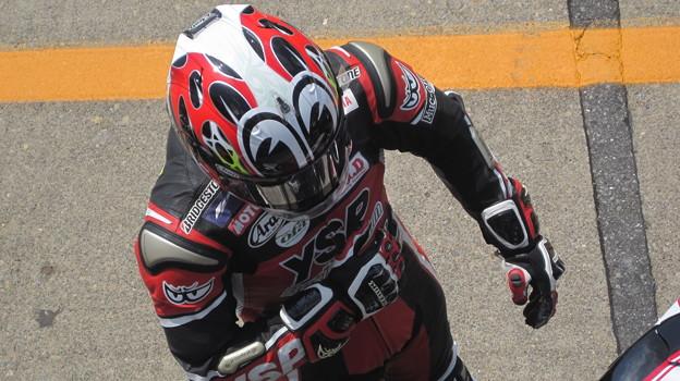 45 2013 1 中須賀克行 Katsuyuki Nakasuga ヤマハYSPレーシングチーム YZF-R1 IMG_1215