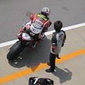 写真: 47 2013 1 中須賀克行 Katsuyuki Nakasuga ヤマハYSPレーシングチーム YZF-R1 IMG_1217