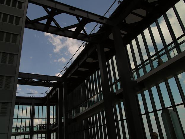 写真: ミッドランドスクエア展望台