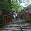 写真: 貴船神社