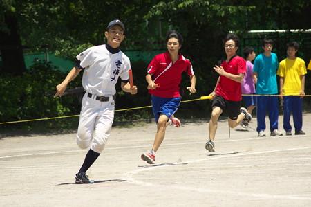 6月14日は体育祭でした。