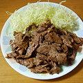 Photos: カルビ焼肉