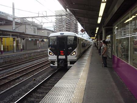 E257系(甲府駅)