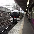 Photos: E257系(甲府駅)