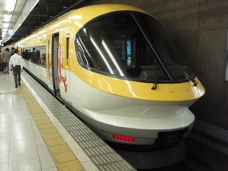 近鉄特急伊勢志摩ライナー(近鉄名古屋駅)