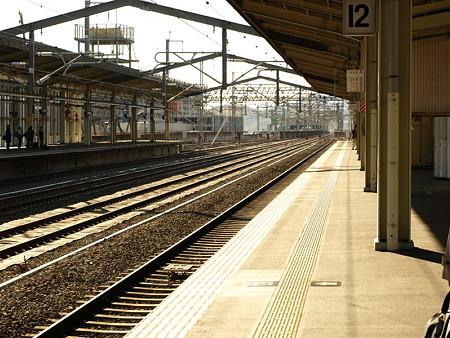 高崎駅12番線