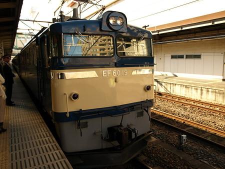 EL奥利根号 EF61−19(高崎駅)