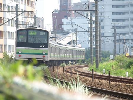 横浜線205系(成瀬界隈)