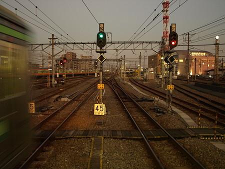 205系横浜線(八王子駅)