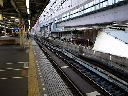 横浜駅10番線