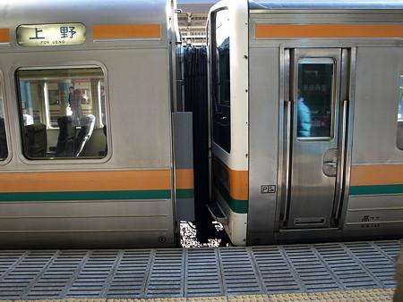 211系増結部(高崎駅)