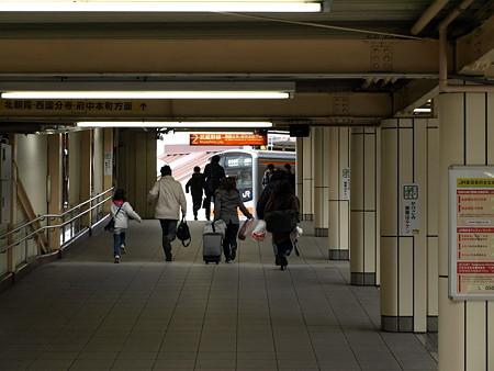 武蔵浦和駅構内